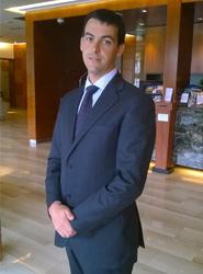 Alejandro Donadeu es el nuevo director del Hotel Bel Air de Grup Soteras, ubicado en Castelldefels