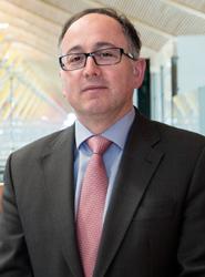 El presidente ejecutivo de Iberia, Luis Gallego.