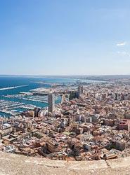 La ocupación en los hoteles de Alicante se reduce en noviembre por la escasa celebración de eventos