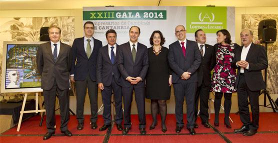 Piden una solución ante la 'sobrepresión de los espacios naturales' en la XXIII Gala de Campings de Cantabria