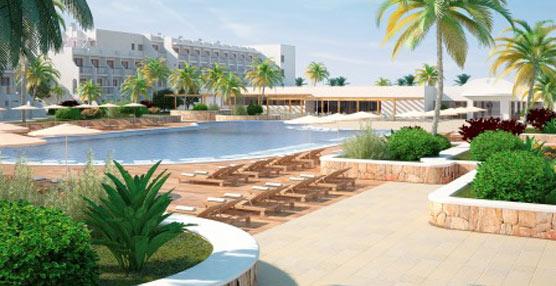 Palladium Hotel Group incorpora un nuevo establecimiento a su oferta de turismo de lujo en Playa d'en Bossa