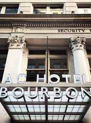 AC Hotels by Marriott hace su entrada en Estados Unidos con la apertura del AC Hotel New Orleans Bourbon