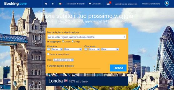 Booking plantea cambiar su estrategia comercial para evitar sanciones por restringir la competencia en Francia, Italia y Suecia