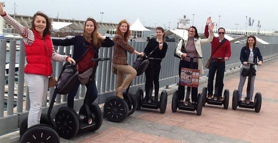 atlanta travel & corporate events consultants reúne a un grupo de clientes rusos en Málaga