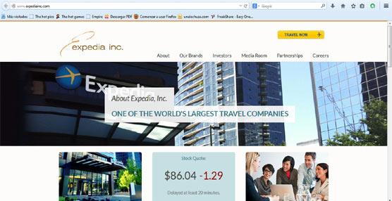 El Grupo Expedia experimenta un 50% de crecimiento en la demanda hotelera de Asia hacia España