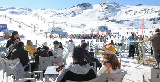 Andorra, Alpes franceses y Sierra Nevada, las zonas más solicitadas por los usuarios del 'portal'.