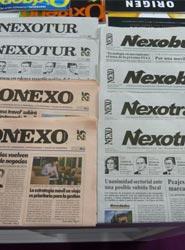 Las publicaciones del Grupo NEXO en la pasada edición de ITB Berlín.