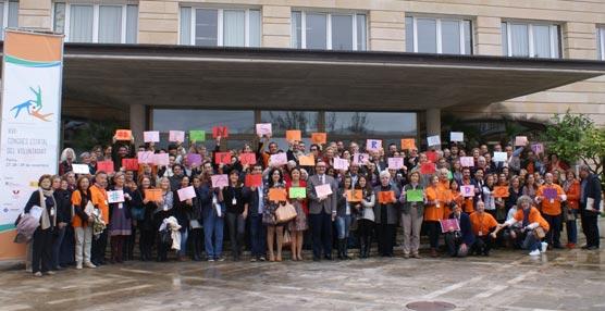 Cantabria acogerá en 2015 el Congreso Nacional del Voluntariado que reunirá a participantes de todo el país