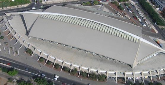 El Centro Internacional de Ferias y Congresos de Tenerife.