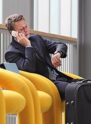 Uno de cada cuatro pasajeros aéreos sufre retrasos y solo un 7% recibe una compensación económica, según la OCU