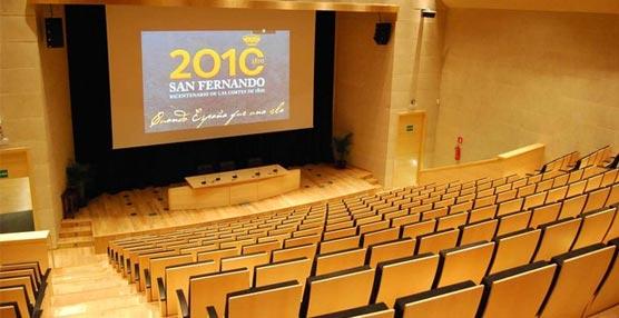 El Centro de Congresos de San Fernando registra un incremento 'espectacular' de reuniones y eventos y asistentes en 2014