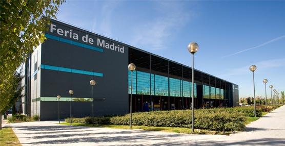El Centro de Convenciones Norte de la Feria de Madrid.