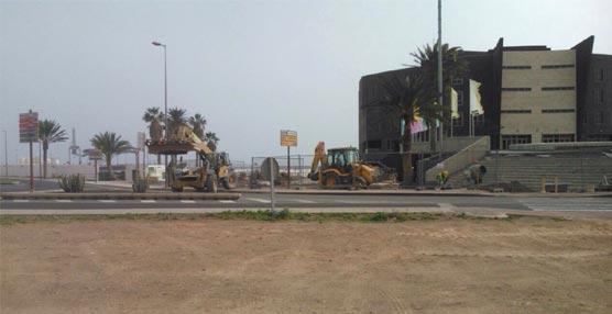 El PP denuncia la concesión de la licencia de primera ocupación del Palacio de Congresos de Fuerteventura