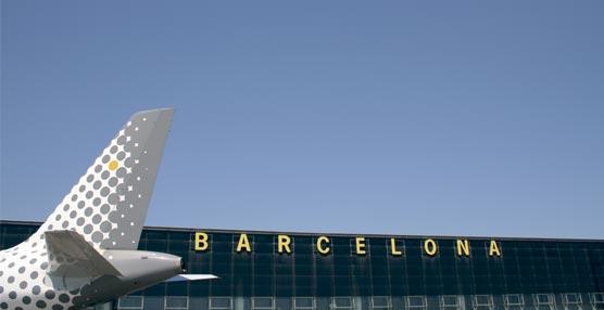 La aerolínea Vueling refuerza sus rutas Business para el Mobile World Congress de Barcelona que se celebrará en marzo