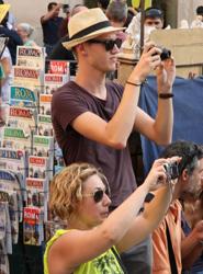 El gasto de los turistas que han visitado España roza los 63.100 millones en 2014, un 6% más que en 2013