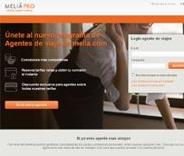 Meliá Hotels International presenta una plataforma exclusiva para profesionales para que conozcan todas sus marcas