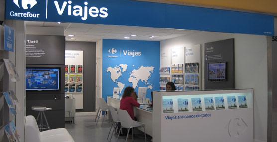 Viajes Carrefour pone en marcha una solución multicanal para atraer a los clientes de su web a la red de agencias físicas