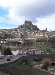 La localidad de Morella, en Castellón, hace un balance positivo de 2014 con un gran número de congresos celebrados
