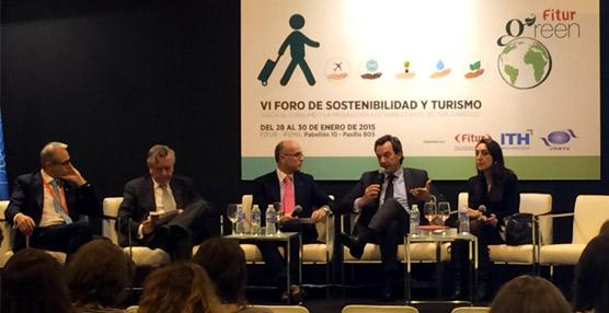 El director general de Confortel explica en Fitur el modelo de sostenibilidad social y medioambiental de la cadena