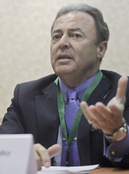 Prieto: 'El factor positivo de la crisis ha sido la selección natural producida en el número de empresas del Sector'
