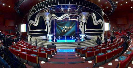 El Centro de Congresos del Hotel Auditórium Madrid acoge, por tercer año consecutivo, la gala de los Premios Goya