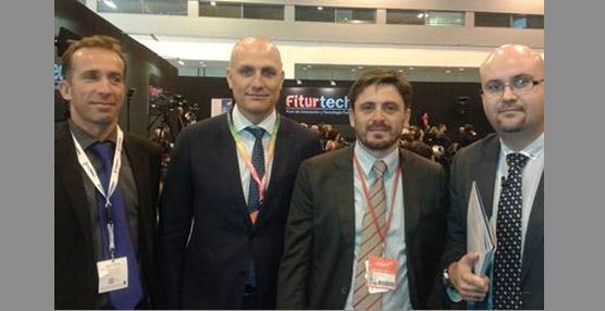 Ashotel presenta en Fiturtech 'Nosolocamas Alliance' como solución innovadora a la modernización turística
