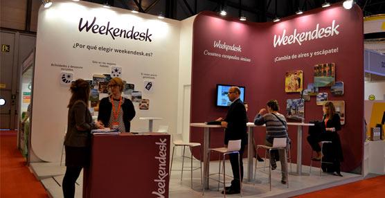 Weekendesk celebra en Madrid su crecimiento del 54% en el mercado español, con una facturación de 13 millones
