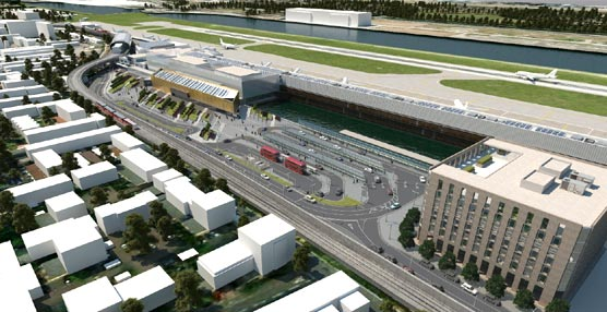 Las autoridades británicas dan luz verde al proyecto de ampliación de las instalaciones del London City Airport