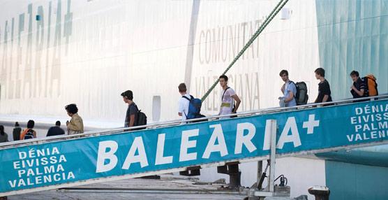 Baleària cierra 2014 con un incremento del Ebitda del 7% y logra reducir su deuda financiera a 158 millones