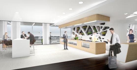 Swiss sigue renovando su oferta Business con nuevos asientos y nuevas salas de espera para pasajeros