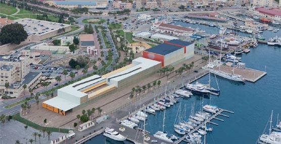 IU-Verdes de Cartagena estudia pedir la rescisión del contrato con la empresa que gestiona el Palacio de Congresos El Batel