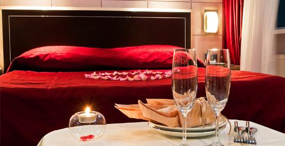 Aumentan un 29% las reservas de hoteles por San Valentín, que este año cae en sábado, según Logitravel.com
