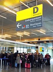 Las autoridades europeas advierten de los posibles efectos negativos del registro europeo de datos de pasajeros