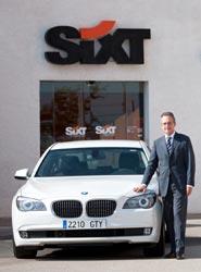 La compañía de alquiler de vehículos Sixt lanza en Kuwait su servicio Premium de movilidad
