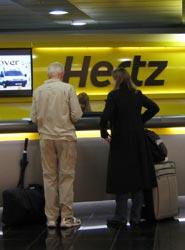 Hertz es elegida como la mejor 'rent a car' del mundo por su capacidad de adaptación e innovación