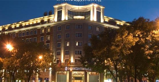 El Hotel InterContinental Madrid pregunta a los viajeros de negocios sobre sus necesidades más importantes