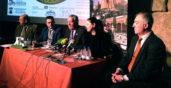 Huesca recibirá en abril la asamblea de los Antiguos Alumnos de los Colegios de la Guardia Civil