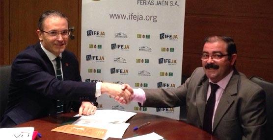Ifeja y los gestores administrativos de Granada, Jaén y Almería estrechan lazos para una colaboración mutua
