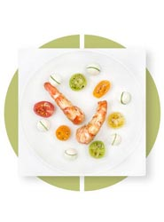 Régis Marcon y Anne-Sophie Pic diseñan los menús a bordo de las clases La Première y Business de Air France