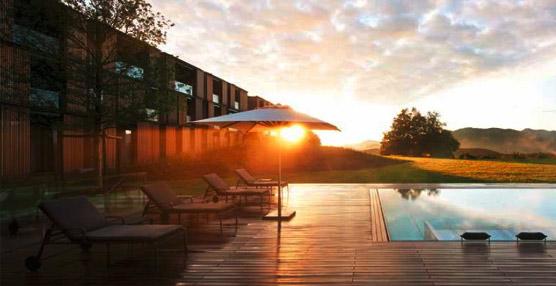 Kettal amuebla el complejo de salud Lanserhof Tegernsee, premiado por la European Hotel Design Awards de Londres