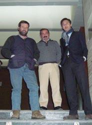Ifeja se reúne con la Confederación de Empresarios de Jaén donde acuerdan futuros proyectos de colaboración
