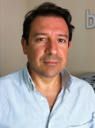 El consejero delegado de Bookingfax, Antonio Mariscal.