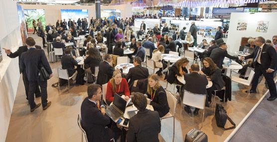 Los expositores de Fitur celebran más de 5.000 reuniones de negocio con profesionales del Sector