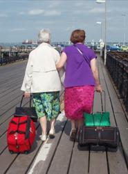 El 'paquete' turístico representa el 27,5% de las llegadas.