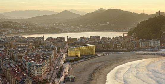 El Kursaal de San Sebastián incrementa notablemente su actividad congresual, así como su facturación e impacto económico