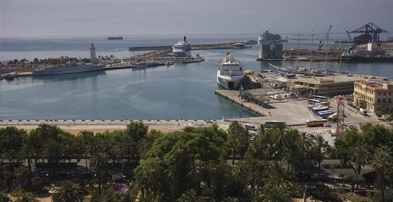El puerto de Málaga se encuentra entre los diez mejor valorados por los pasajeros de cruceros de Estados Unidos