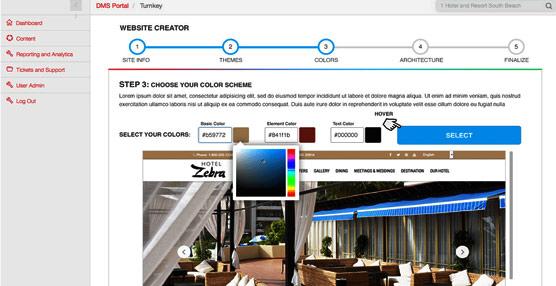 Sabre lanza una solución que permite a los hoteles implementar, en tres días, su presencia electrónica
