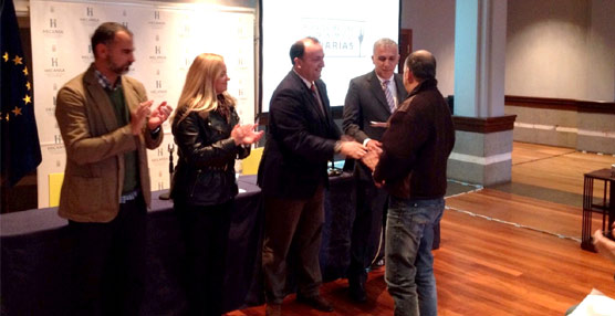47 establecimientos de Gran Canaria adscritos al Plan de Mejora Gastronómica reciben las placas de oro y plata