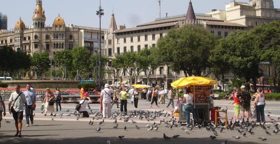 El gasto de los turistas internacionales en España crece cerca de un 10% en enero, superando los 3.400 millones de euros