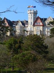 El Palacio de la Magdalena de Santander recibe 88 visitas de prospección en 2014 por parte de OPC